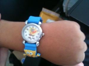 Spongebob Watch