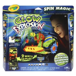 crayola spin magic