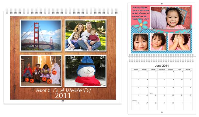 Picaboo Calendar
