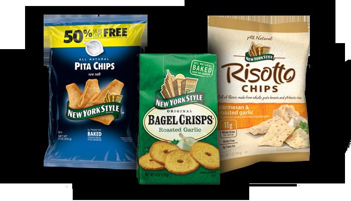 new york style snacks