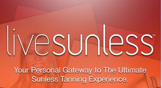 live sunless free tan