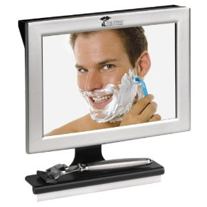 toilettree fogless shower mirror