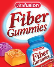 vitafusion fiber gummies
