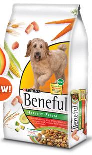 Beneful Dog Food Healthy Fiesta