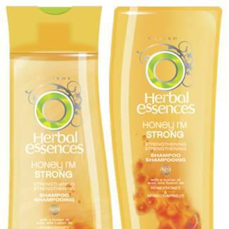 Free Sample of Herbal Essences Honey I'm Strong