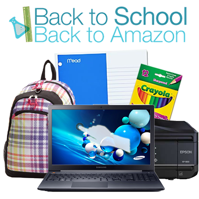 back to school amazon