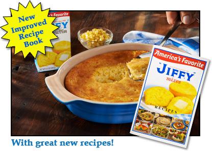 free jiffy recipe book