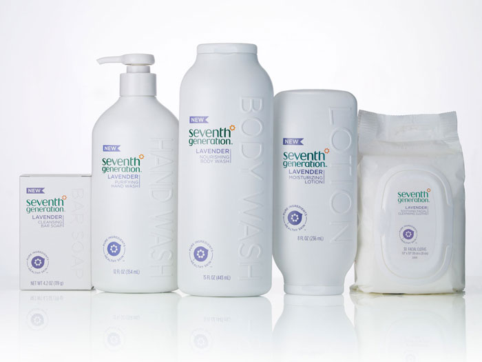 Seventh Generation Personal Care Sample