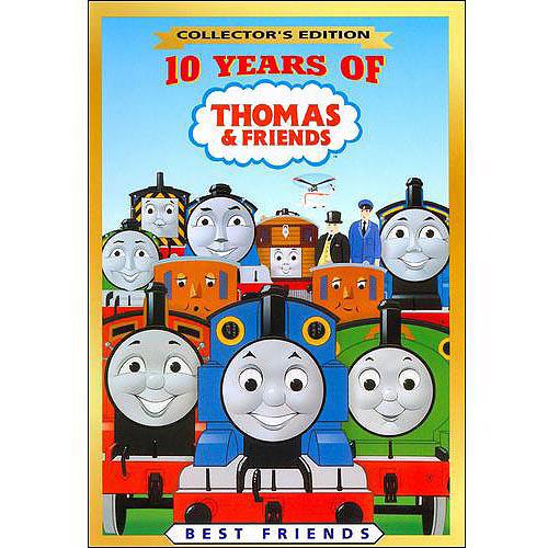 Thomas Friends DVD