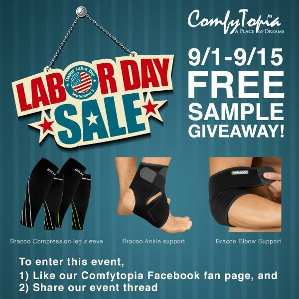 comfytopia labor day