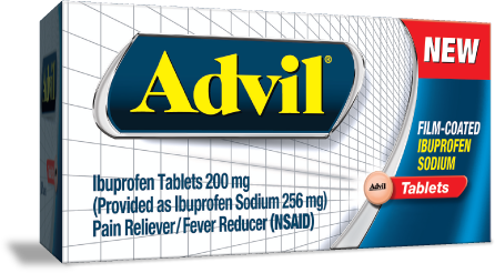 fast acting advil