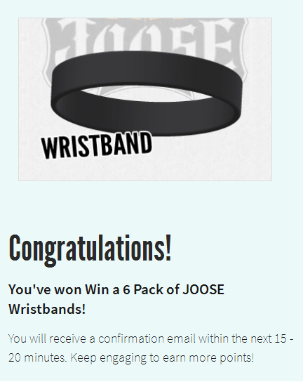 free wristbands
