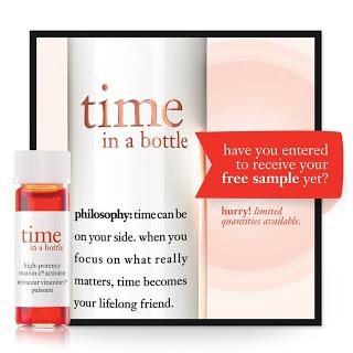 philosophy free sample