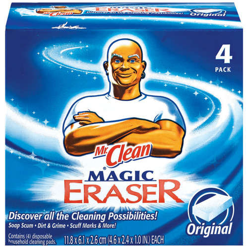Mr Clean Magic Erasers 4-pack