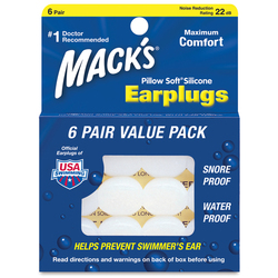 macks ear plugs