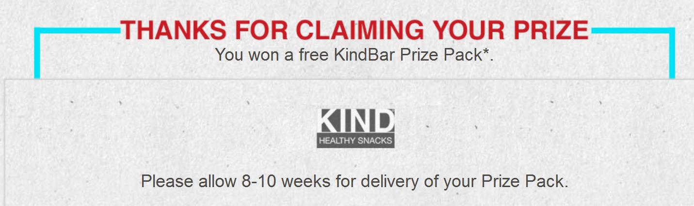 kind winner