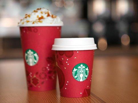 starbucks free kids hot chocolate
