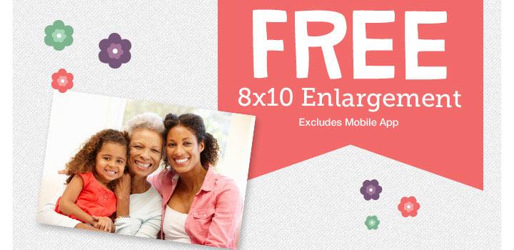 free 8x10 walgreens