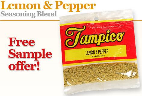 tampico lemon pepper