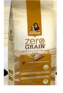 free sample of zero grain