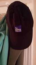 free hat from weather channel