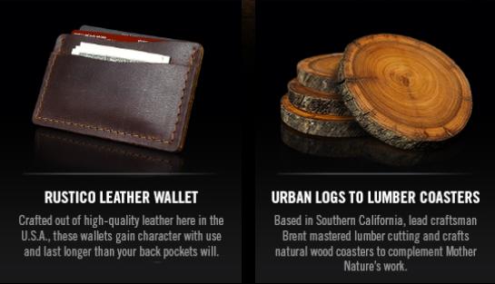 wallet or coasters freebie