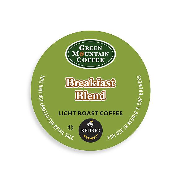 green mountain coffee k cup