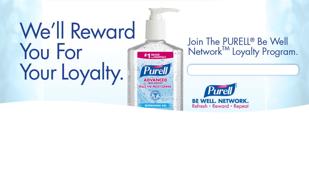 Earn Prizes and Gift Cards From Purell