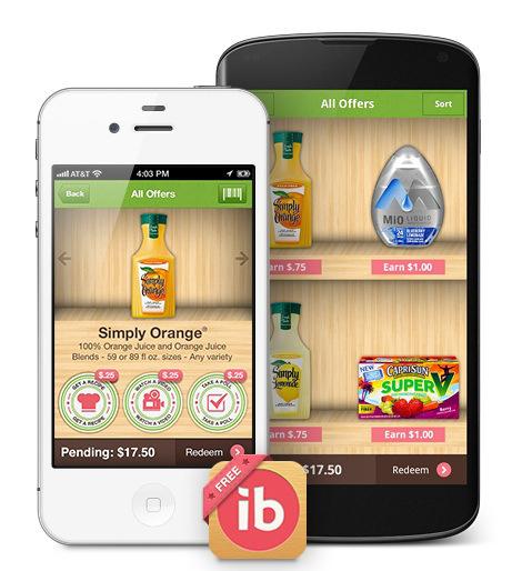 ibotta app rewards