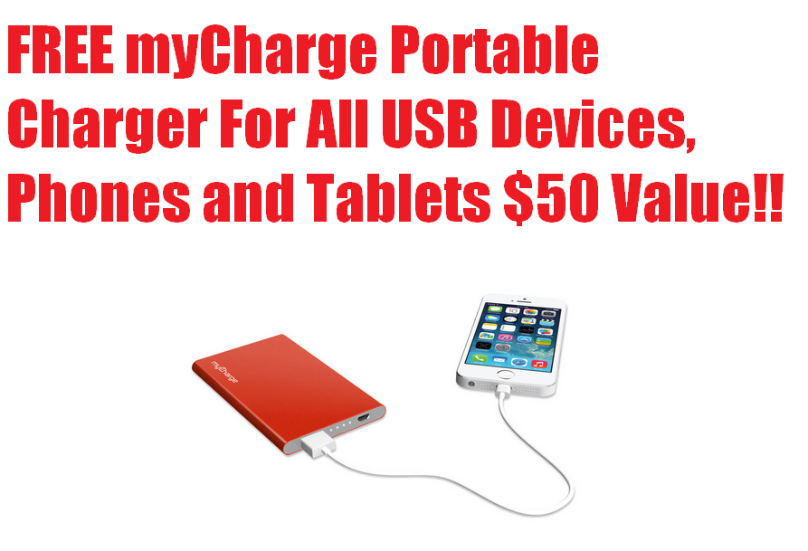 free usb charger
