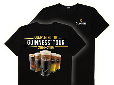 guiness beer shirt