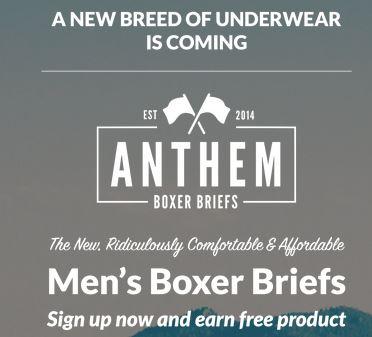 anthem boxers
