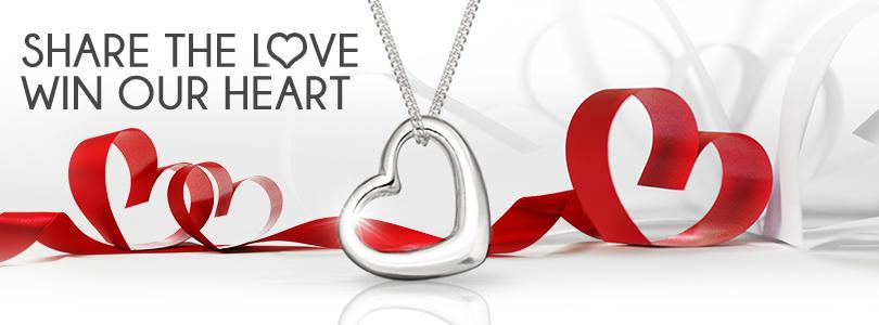 free heart pendant