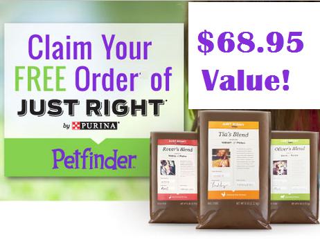 purina free order