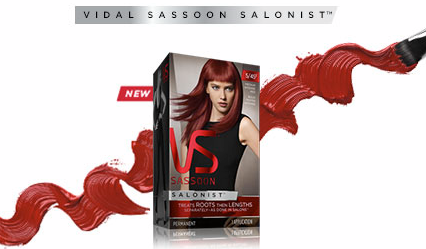 free box of hair color