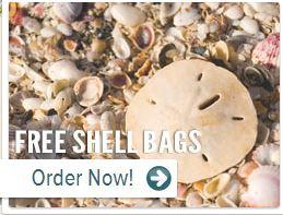 free shell bag