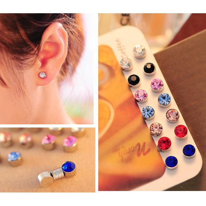 free magnetic stud earrings