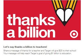 target donation