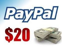 20 paypal