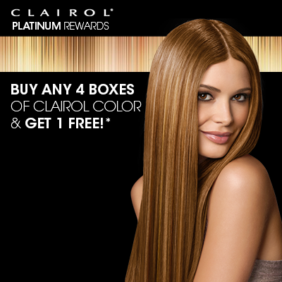 clairol rewards