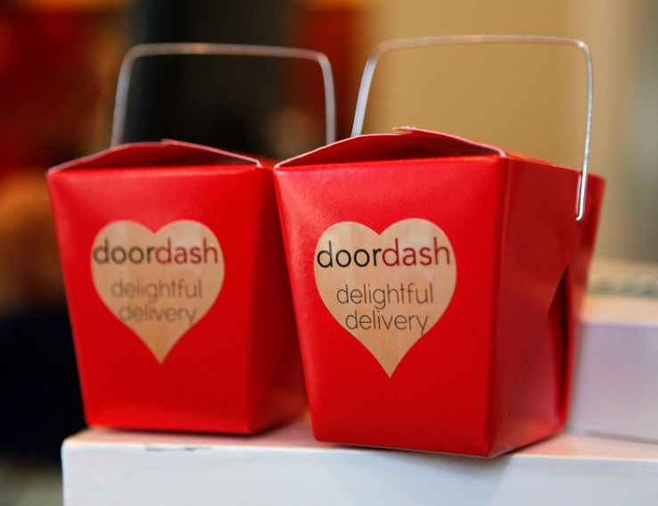 Doordash food delivery first delivery 1 for Doordash gift card