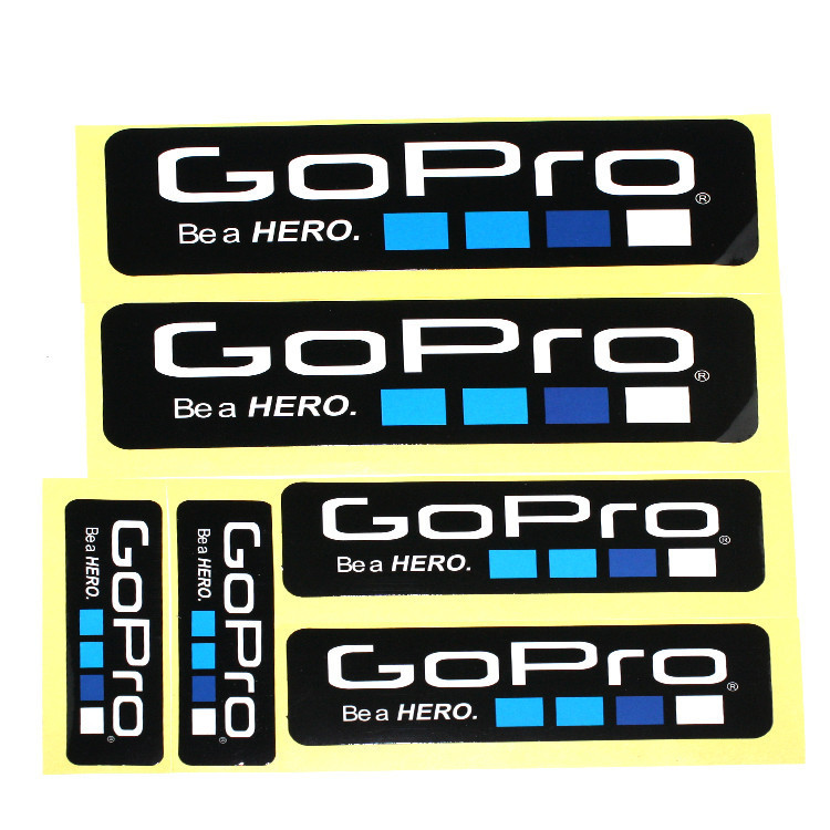 gopro stickers
