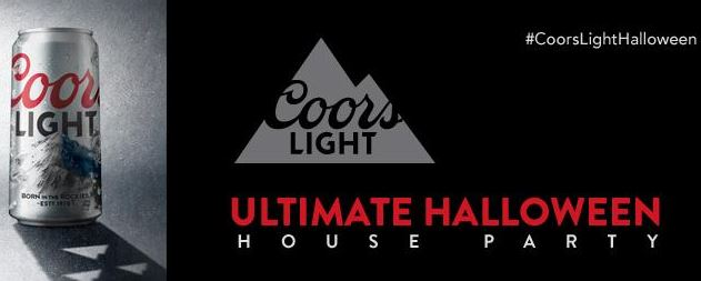 coors light house party