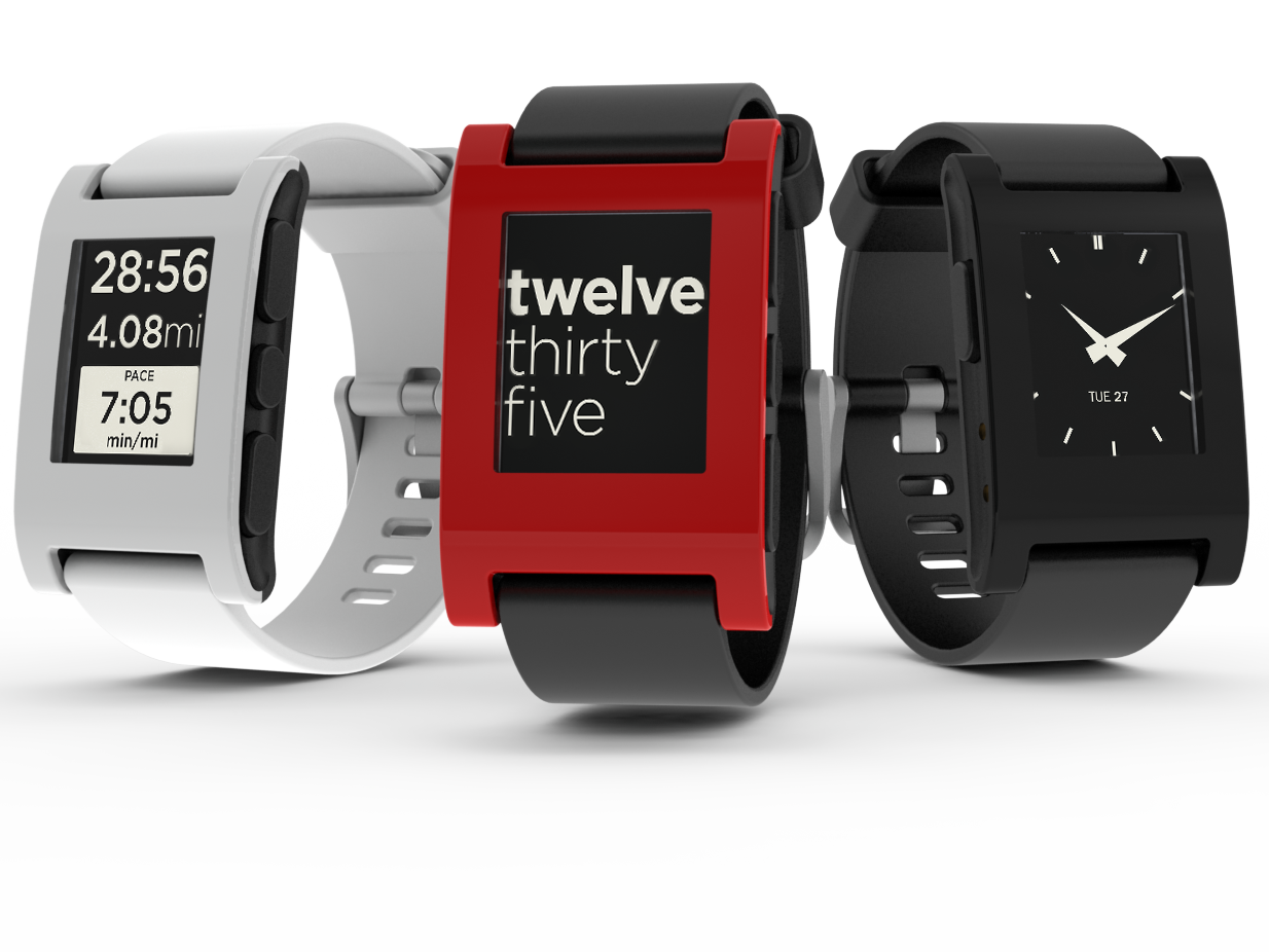 free pebble watch