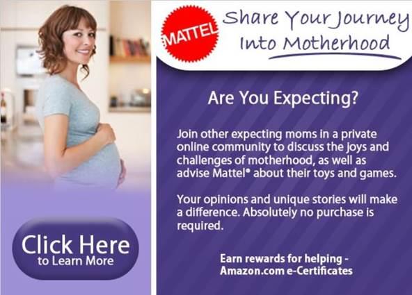 mattel expecting