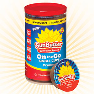 sunbutter sample