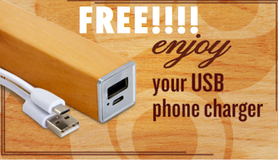 black and mild usb charger