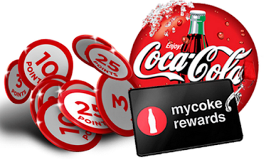 coca cola rewards