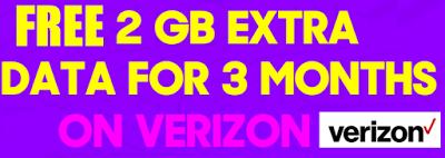 free gb for verizon