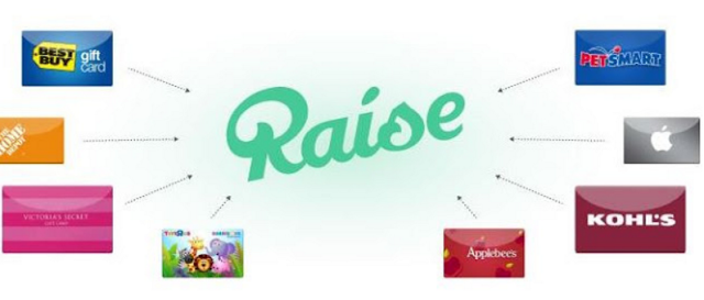 Raise coupon codes